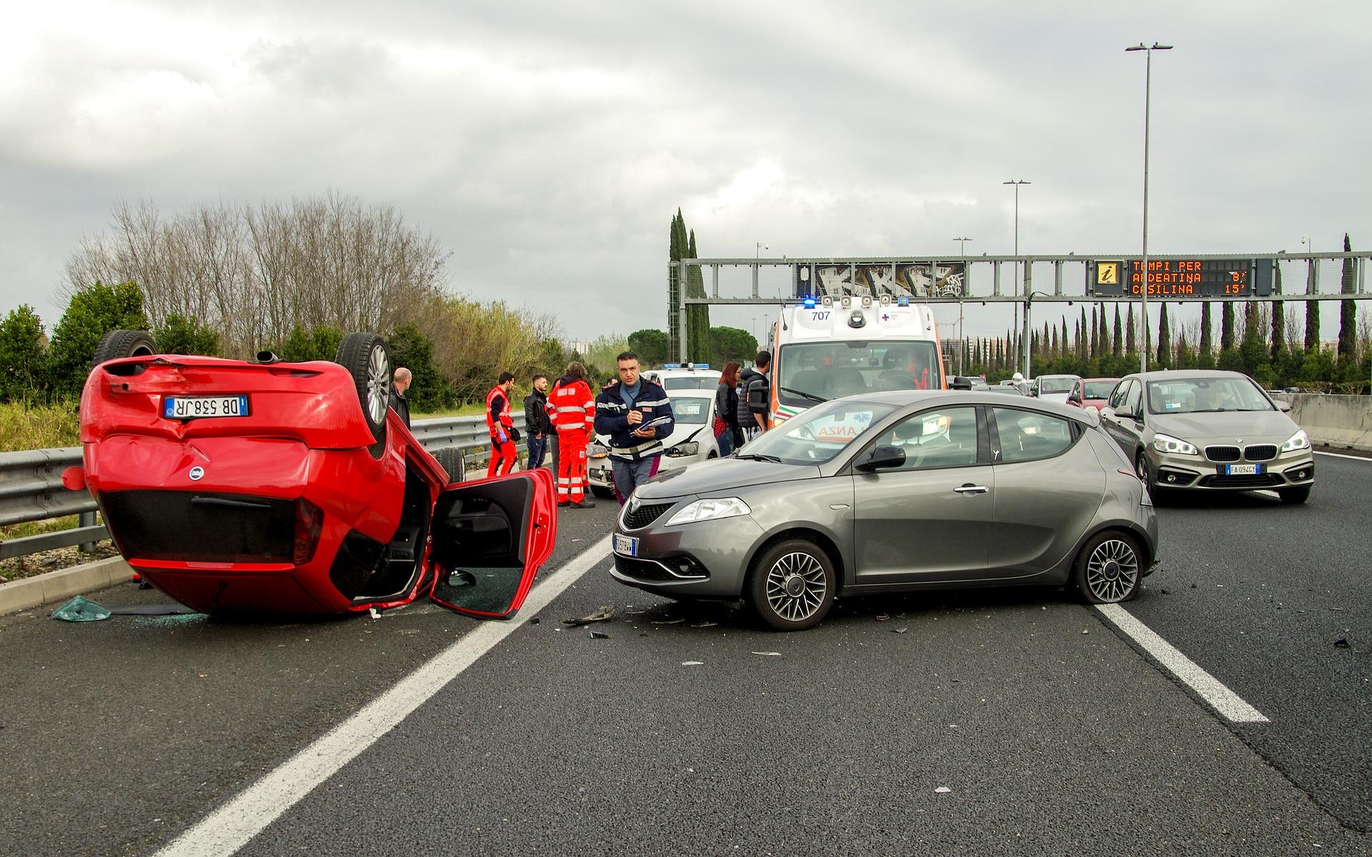 Reclamos de indemnización por accidentes de tráfico